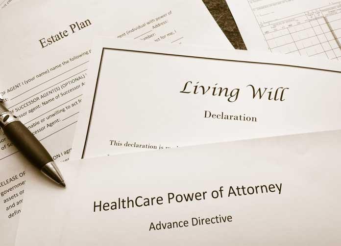 Estate Planning Living Wills Documents